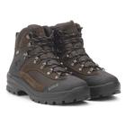 Image of Aigle Huntshaw MTD Walking Boots (Men's) - Dark Brown