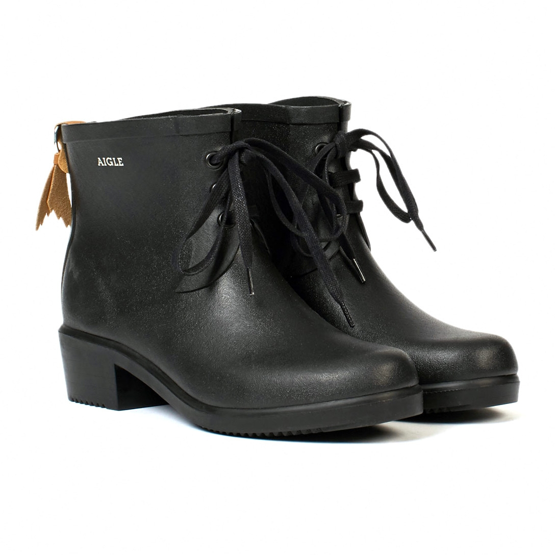 Aigle Miss Juliette Bottillon Noir Bd7UcSQ
