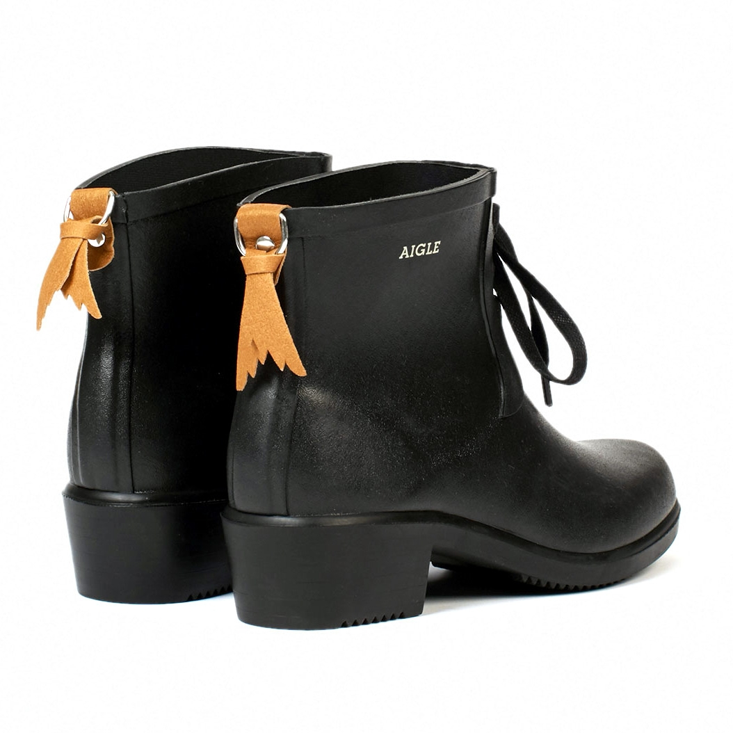 Aigle Bottillon MISS JULIETTE BOTTILLON Noir i6JwbXx