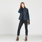 Image of Aigle Rubbyvest Quilted Gilet (Women's) - Dark Navy