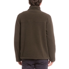 Image of Aigle Garrano Polartec Sheepskin Fleece Jacket - Mouton Bronze Chine