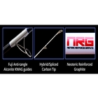 Image of Akios 3 Piece Airpower RXP 435 SRS Continental Rod - 4.35m 14ft 6in - 112-225g (4-8oz) for Multiplier & Fixed Spool