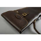 Image of Anson & Deeley Pillaton Single Leather Shotgun Slip