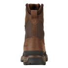 Image of Ariat Conquest Round Toe 8 Inch GTX 400g w/Rand Walking Boot (Men's) - Dark Brown