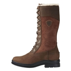 Image of Ariat Wythburn Fur H20 Insulated Equestrian Boots (Women's) - Java