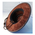Image of Barmah Chin Strap for Bronco Hats - Brown