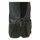 Image of Beretta DT11 Microsuede Slide Vest - Green Olive