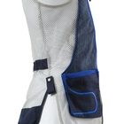 Image of Beretta Mens DT11 Vest - Navy / Silver