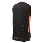 Image of Beretta Mens Silver Pigeon Vest - Orange