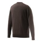 Image of Beretta Somerset V Neck Sweater - Brown Melange