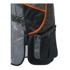 Image of Beretta Sporting Vest - R/H - Black & Orange