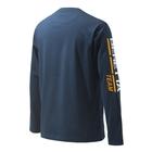 Image of Beretta Team Long Sleeve T-Shirt - Blue Total Eclipse