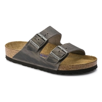 Birkenstock Arizona Oiled Leather SFB Sandals