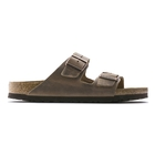 Image of Birkenstock Arizona Oiled Leather Sandals - Tabacco Brown
