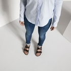 Image of Birkenstock Milano Smooth Leather Sandals (Men's) - Dark Brown