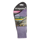 Image of Bridgedale Hike Midweight Merino Comfort Sock (Women's) - Violet