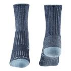 Image of Bridgedale Hike Midweight Merino Comfort Sock (Women's) - Blue