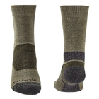 Image of Bridgedale HIKE Midweight Merino Endurance Sock (Men's) - Green