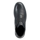 Image of CAT Stats Leather Casual Boots (Men's) - Black