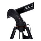 Image of Celestron Astro Fi 90 Wi-Fi computerised Alt-Azimuth Refractor Telescope - Black