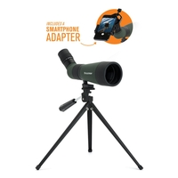 Celestron Landscout 12-36x60mm Spotting Scope with Tabletop Tripod & Phone Adaptor