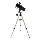 Image of Celestron PowerSeeker 127EQ Newtonian Reflector Telescope - Black