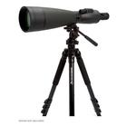 Image of Celestron Trailseeker 100mm Straight 22-67 Zoom Spotting Scope - Black