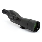 Image of Celestron Trailseeker 65mm Straight 20-60 Zoom Spotting Scope - Black