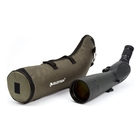 Image of Celestron Trailseeker 80 Angled 20-60x Zoom Spotting Scope c/w Carry Case