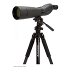 Image of Celestron Trailseeker 80mm Straight 20-60 Zoom Spotting Scope - Black