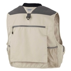 Image of Columbia PFG Henry's Fork Fishing Vest - Fossil