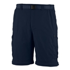 Image of Columbia Silver Ridge Convertible Trousers - Abyss