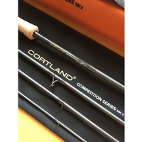 Cortland 4 Piece MkII Competition Lake Rod - 10ft