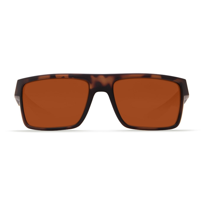 35720d2f35d ... Image of Costa Del Mar Motu Polarized Sunglasses - Matte Retro Tortoise  Frames   Copper 580P ...