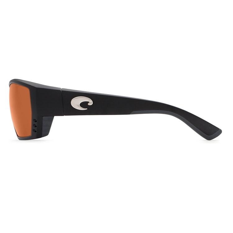 7a666c5491 ... Image of Costa Del Mar Tuna Alley Sunglasses - Black Frame   Copper 580G  Lenses ...