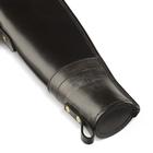 Image of Croots Malton Bridle Leather Shotgun Slip - 30 Inch - Dark Havana
