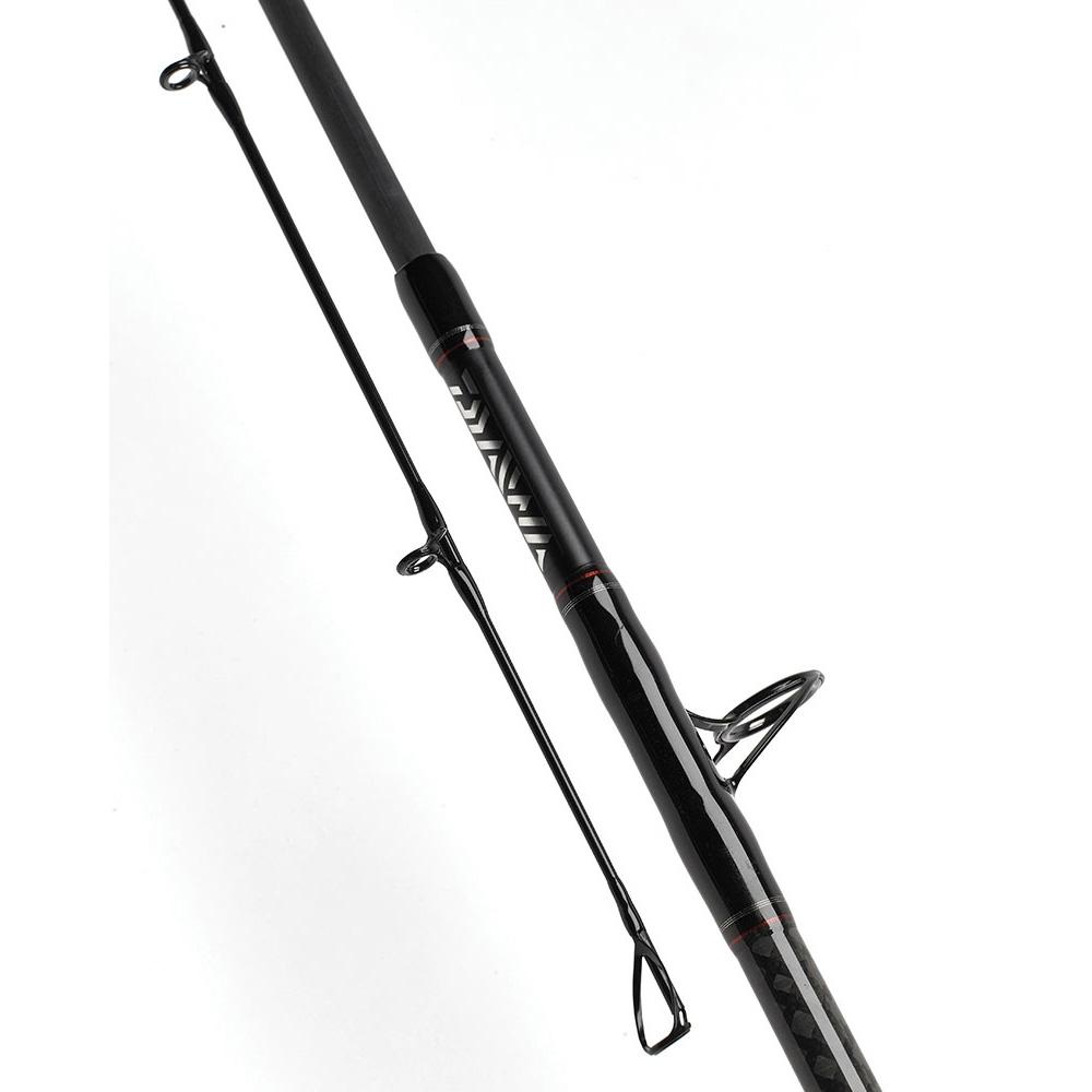 Daiwa 2 Piece Windcast Bass Rod - 11ft - 1-3oz