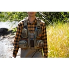 Image of Fishpond Sagebrush Mesh Vest - Driftwood