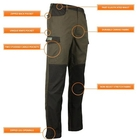 Image of Game Forrester Trousers - Green
