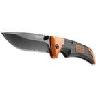 Image of Gerber Bear Grylls Scout Black Knife - Black / Orange