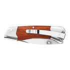 Image of Gerber Winchester Shaped 3 Inch Wood Folder Knife