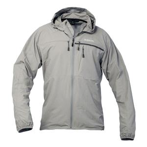 Image of Guideline Alta Wind Jacket - Light Grey
