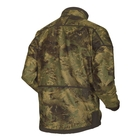 Image of Harkila Lynx Reversible Fleece Jacket - Willow Green/Black