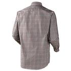 Image of Harkila Milford Long Sleeved Shirt - Beetroot Check