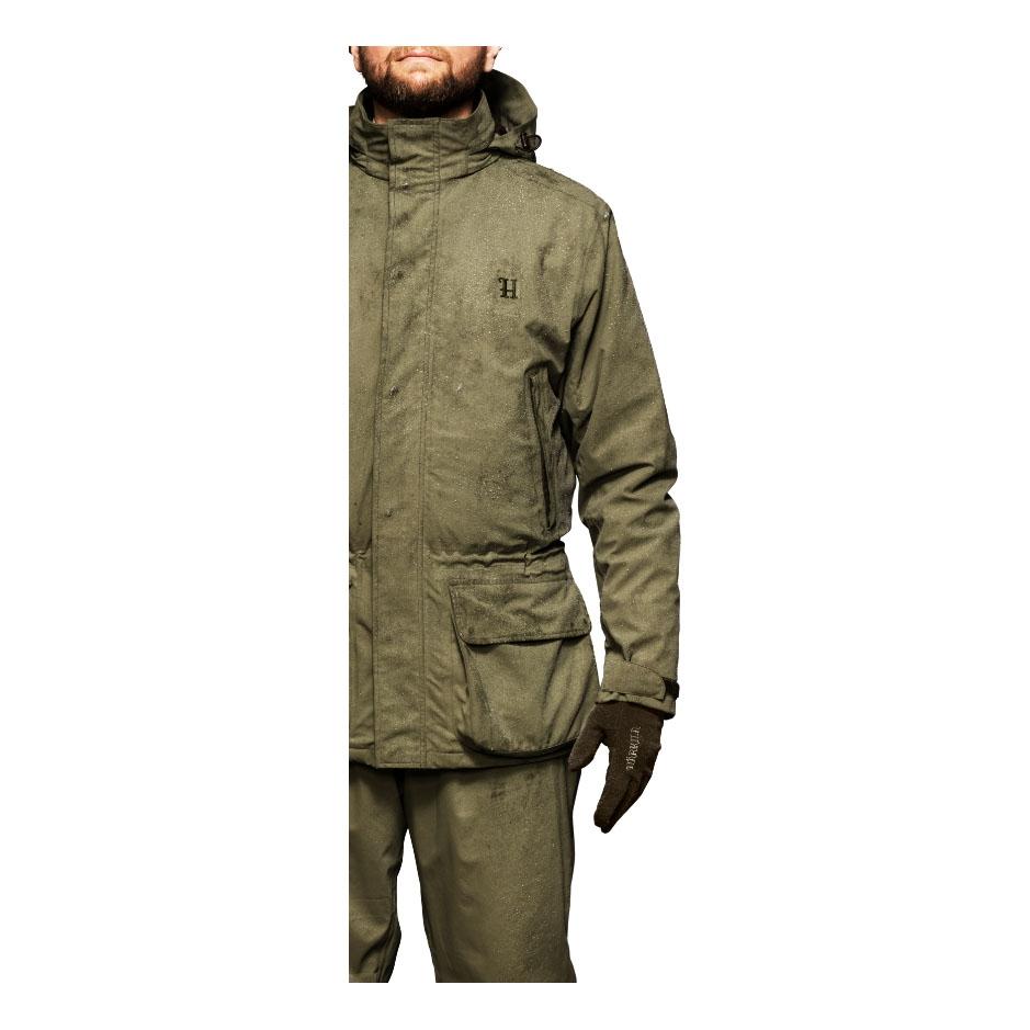 6f8cb5517e155 ... Image of Harkila Orton Packable Jacket - Dusty Lake Green ...