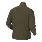 Image of Harkila Venjan Fleece Jacket - Willow Green