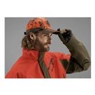 Image of Harkila Wild Boar Pro Light Cap - AXIS MSP Orange Blaze/Shadow Brown