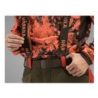 Image of Harkila Wild Boar Pro Tech Braces - Brown/Orange Blaze