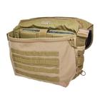 Image of Hazard 4 Defense Courier Diagonal Messenger Bag - Coyote