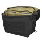 Image of Hazard 4 Defense Courier - Big Laptop Messenger - Black